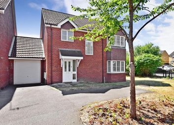 Thumbnail 3 bed link-detached house for sale in Wheelock Close, Erith, Kent
