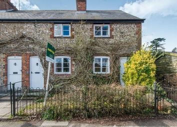 Thumbnail 3 bed end terrace house for sale in Back Street, St Cross, Winchester