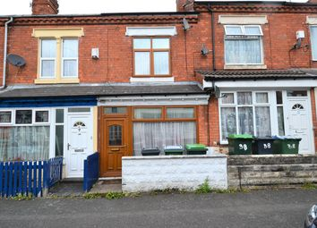 Thumbnail 3 bed property to rent in Reginald Road, Smethwick