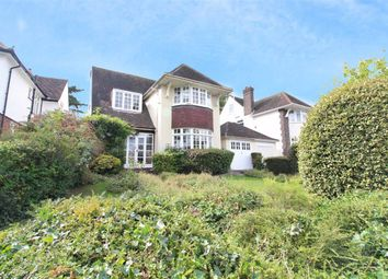 Thumbnail 4 bed detached house for sale in Scotts Lane, Shortlands