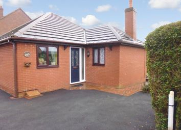Thumbnail 2 bed detached bungalow for sale in 67, Laburnum Drive, Oswestry, Shropshire