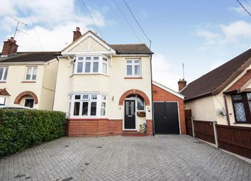 Thumbnail 3 bed detached house for sale in Seventh Avenue, Broomfield, Chelmsford