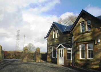 Thumbnail 2 bed detached house to rent in Forehouse Road, Kilbarchan, Johnstone, Renfrewshire