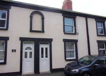 Thumbnail 2 bed terraced house for sale in Millbank Road, Rhyl
