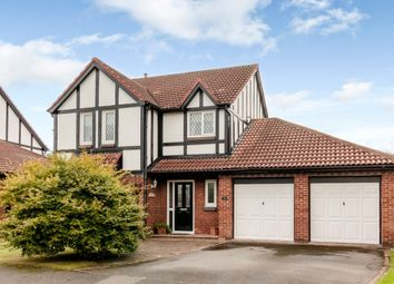 Thumbnail 4 bed detached house for sale in Dene Hall Drive, Bishop Auckland, County Durham