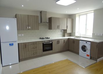 Thumbnail 3 bed flat to rent in Ashton Old Road, Openshaw, Manchester