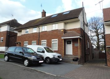 Thumbnail 4 bed semi-detached house for sale in Shillitoe Avenue, Potters Bar