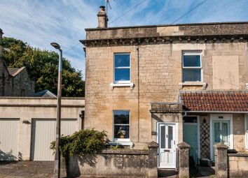 Thumbnail 2 bed terraced house for sale in Combe Road, Combe Down, Bath
