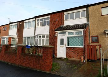Thumbnail 3 bedroom terraced house to rent in Park Grange Road, Sheffield