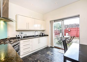 Thumbnail 3 bed terraced house for sale in Weston Road, London
