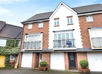 Thumbnail 3 bed terraced house for sale in Hartigan Place, Woodley, Reading