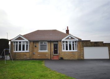 Thumbnail 3 bed detached bungalow for sale in Grange Road, Dewsbury, West Yorkshire