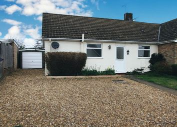 Thumbnail 2 bed semi-detached bungalow to rent in Horton Road, Middleton Cheney, Oxon