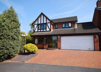 Thumbnail 4 bed detached house for sale in Terrington Drive, Clayton, Newcastle-Under-Lyme