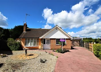 Thumbnail 3 bed detached bungalow for sale in Viking Close, York