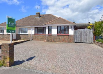 Thumbnail 2 bed bungalow for sale in Grafton Gardens, Sompting, West Sussex