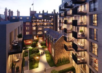 Thumbnail 3 bed flat for sale in Sawyer Street, Brigade Court, Southwark
