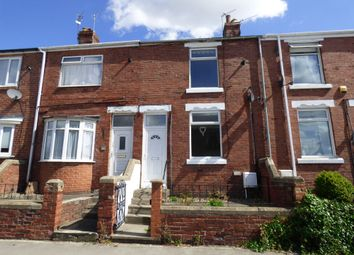 Thumbnail 2 bedroom terraced house to rent in Durham Road, Ushaw Moor, Durham