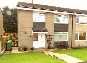 Thumbnail 3 bedroom semi-detached house for sale in Browning Close, Colne