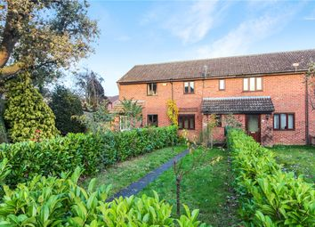 Thumbnail 2 bed terraced house for sale in St Marys Road, Poringland, Norwich, Norfolk