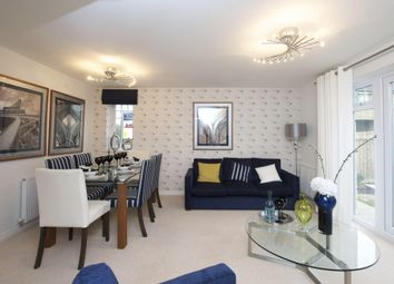 "Thumbnail 3 bed end terrace house for sale in ""Nugent"" at Great Denham, Bedford"