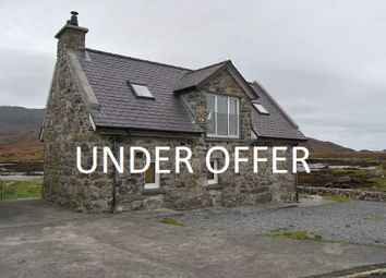 Thumbnail 2 bed detached house for sale in Locheynort, Isle Of South Uist