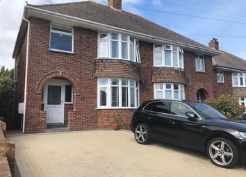 3 bed semi-detached house for sale in Wardcliffe Road, Weymouth DT4