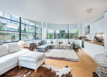 Thumbnail 2 bed flat for sale in Chiswick Green Studios, 1 Evershed Walk, London