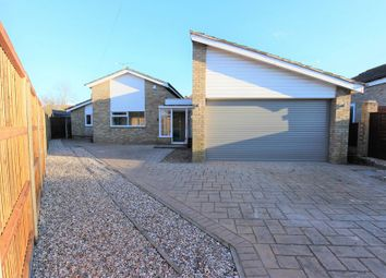 Thumbnail 4 bedroom detached bungalow to rent in St. Michaels Road, Broxbourne