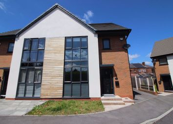 Thumbnail 3 bed semi-detached house to rent in Rosemont Place, Orrell, Wigan