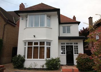 Thumbnail 3 bedroom detached house for sale in Westwood Park Road, Peterborough