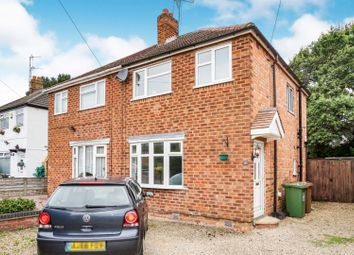 Thumbnail 3 bed semi-detached house for sale in Chamberlain Crescent, Solihull