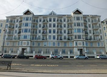 Thumbnail 1 bed flat for sale in Apt. 42 Queens Apartments, Palace Terrace, Queens Promenade, Douglas