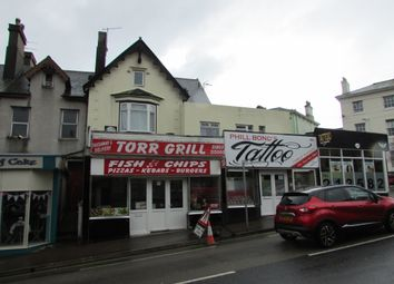 Thumbnail Block of flats for sale in Tor Hill Road, Torquay