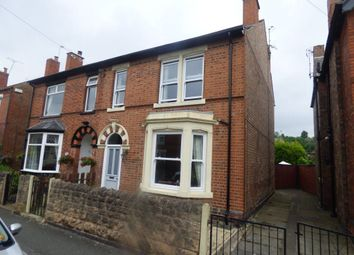 Thumbnail 3 bed semi-detached house to rent in Charlton Avenue, Long Eaton, Nottingham