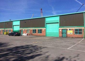 Thumbnail Light industrial to let in Unit 13 Ecclesbourne Park Industrial Estate, Cotes Park Road, Alfreton