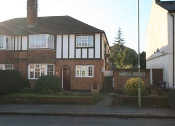 Thumbnail 3 bed flat to rent in Potters Road, New Barnet, Barnet