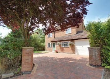 Thumbnail 4 bed detached house for sale in Main Street, Great Dalby, Melton Mowbray