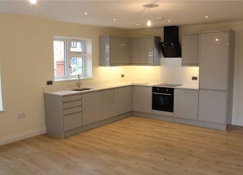 Thumbnail 2 bed flat for sale in Three Oaks Court, Balgores Lane, Gidea Park, Romford