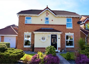 Thumbnail 3 bed detached house for sale in Salterton Drive, Sunninghill Park, Middle Hulton, Bolton