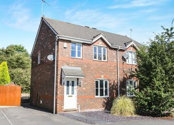 Thumbnail 3 bed semi-detached house for sale in Brocklebank Drive, Northwich, Cheshire