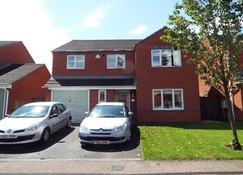 Thumbnail 4 bed property to rent in Jubilee Park, Woodville, Swadlincote