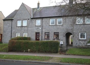 Thumbnail 3 bed terraced house for sale in 75, Arbroath Way, Aberdeen AB125De