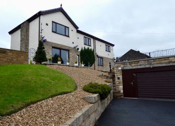 Thumbnail 5 bed detached house for sale in New Line, Bacup