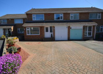 Thumbnail 4 bed semi-detached house for sale in Millfield Close, Bebington, Wirral