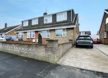 Thumbnail 3 bed semi-detached house for sale in Owst Road, Keyingham, Hull