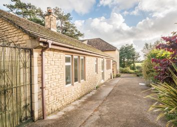 Thumbnail 1 bed semi-detached bungalow to rent in Bagpath, Tetbury