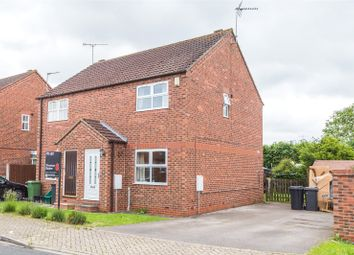 Thumbnail 3 bed semi-detached house to rent in Riverside Close, Elvington, York, North Yorkshire
