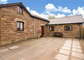 Thumbnail 3 bed detached bungalow for sale in Station Road, Govilon, Abergavenny