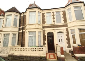 Thumbnail 3 bed terraced house for sale in Tewkesbury Street, Cathays, Cardiff